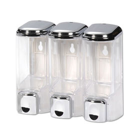 200mL Soap Dispenser with Top Lid and Push Buttons from Harvest Cosmetic Industry Co Ltd