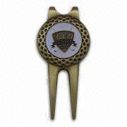 Golf Divot Tool and Ball Marker from China (mainland)