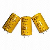 Aluminum Electrolytic Capacitors from Taiwan