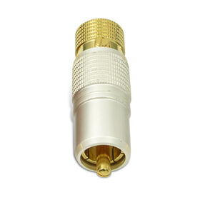 Solder Type RCA Plug from Taiwan