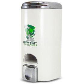 Soap Dispenser, Made of ABS, Measuring 21.0 x 9.0 x 11.5cm from Harvest Cosmetic Industry Co Ltd