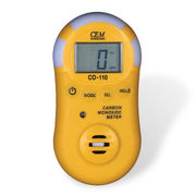 Carbon Monoxide Meter with Digital LCD Display, Measuring 102 x 52 x 29mm from Shenzhen Everbest Machinery Industry Co. Ltd