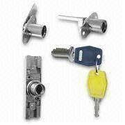 Filing Cabinets Locks china file cabinet lock kit, made of zinc alloy, with two one-bit