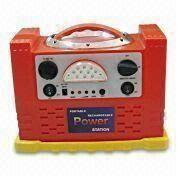 Red Portable Power Station from China (mainland)
