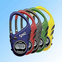 Multifunction LCD Clip Watch from Hong Kong SAR