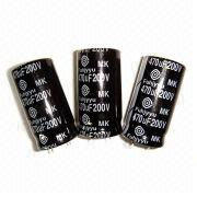 Capacitor from Taiwan