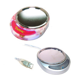 Hong Kong SAR USB Cup Warmers with LED Light, Suitable for Bars and Clubs