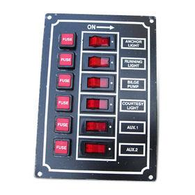 Taiwan Switch Panel