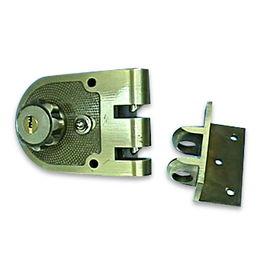 Zinc-alloy Germany Heavy-duty Door-lock with Single or Double Cylinder