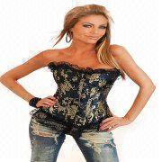Wholesale Supply sexy lingerie corset E2557, Supply sexy lingerie corset E2557 Wholesalers