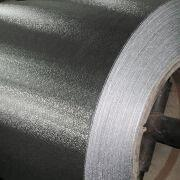China Embossed Aluminum Coil for Insulation Materials, 0.35 to 0.7mm Thickness