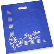 Die-cut Plastic Carrier Bag from China (mainland)