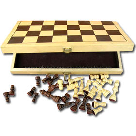 Wooden Board Game from China (mainland)