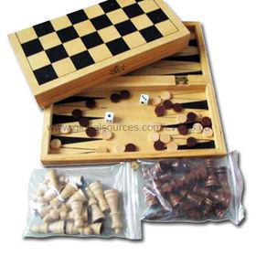 Chess/Backgammon Set Manufacturer