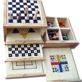 Chess/Backgammon Set from China (mainland)