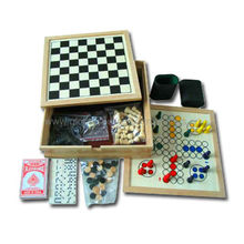 International Wooden Chess Set from China (mainland)