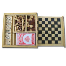 International Wooden Travel Game Set from China (mainland)