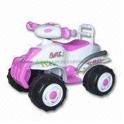 70.5 x 46 x 32cm Pink Princess Battery-operated Electrical Toy Car from China (mainland)