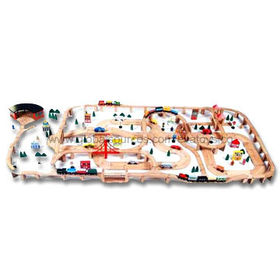 Children's Wooden Toy Car Set from China (mainland)