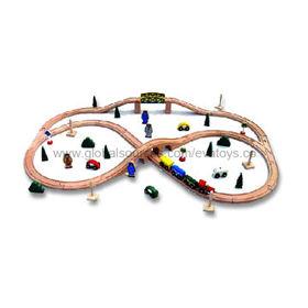 Wooden Toy Train Set Manufacturer