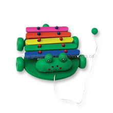 Frog-shaped Pull Frog Xylophone Manufacturer