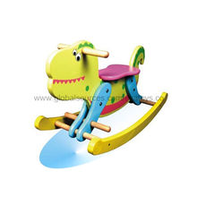 Lovely Wooden Children's Rocking Goods from China (mainland)