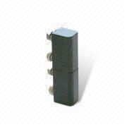 Door Hinge, Cabinet Hinge with Powder Coating and Used for Panel Box