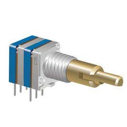 Metal Shaft Encoder for Car Amplifiers, Volume Control and Walkie-Talkie