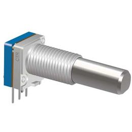 8mm Metal Shaft Encoder, Suitable for Car Amplifiers, Volume Control and Willkie Talkie