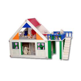 Promotion Items, Composed of Wooden Door/Window, Measuring 48 x 45 x 51cm