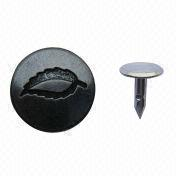 17mm Jean Button, Various Sizes are Available from Nung Lai Co. Ltd