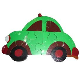 Car-shaped Infant Puzzle from China (mainland)