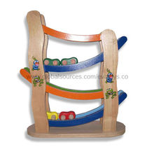 Wooden rail car toys from China (mainland)