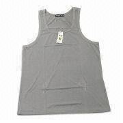 Men's Vest from Taiwan