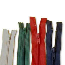 Nylon Zipper from Taiwan