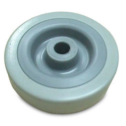 Rubber Wheel, Available in Gray from Kin Kei Hardware Industries Ltd