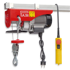 Miniature Electric Hoist from China (mainland)