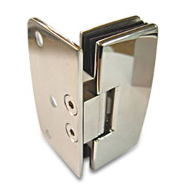 Stainless Steel #316 Glass Door Hinge, Available in Different Sizes from Kin Kei Hardware Industries Ltd