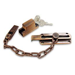 Zinc Alloy Chain Door Lock from Hong Kong SAR