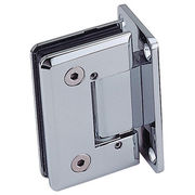 Adjustable shower hinge, wall mounting, adjustable against the jamb ±15 degrees from Door & Window Hardware Co