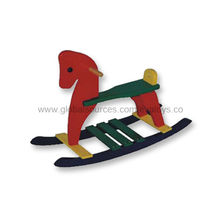 Lovely Children's Hobby Wooden Horse from China (mainland)