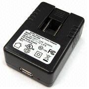 Hong Kong SAR AC/DC Switching Power Adapter with USB Connector