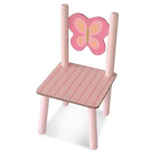 Student Furniture, Made of MDF and Pine, Available in Pink
