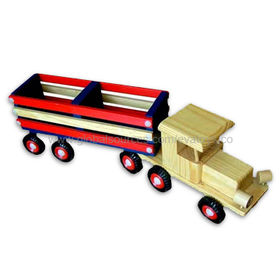 Wooden Mini Toy Trucks from China (mainland)