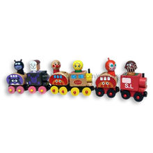 China Magnetic Train Toy