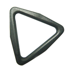 Triangle D-ring Buckle, Made of Plastic Material, Available in Various Sizes