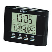 LCD Talking Desk Clock from China (mainland)