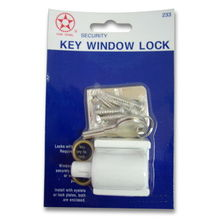 Hong Kong SAR Window Lock