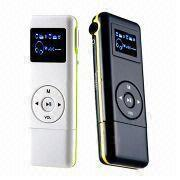 Flash MP3 Players from Taiwan