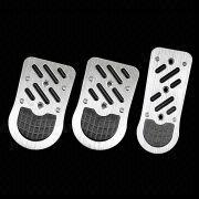 New Style 3-piece Set Non-slip Car Pedals from China (mainland)
